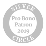 silver patron badge